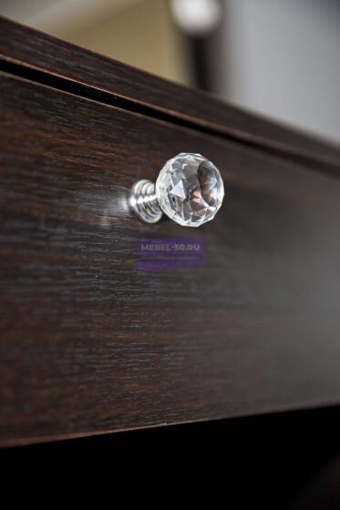Ручка кристалл, круглая