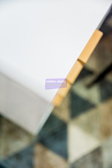 Стол письменный МДФ в пленке Высота 82 ширина 120 глубина 60