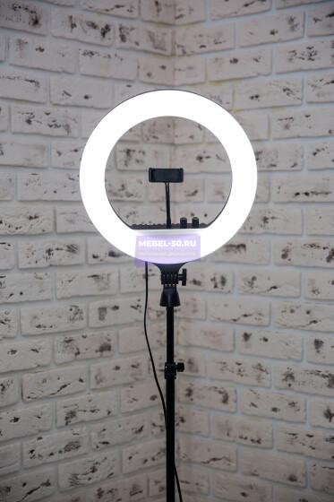 Кольцевая лампа 36 см «3»