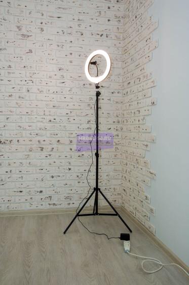 Кольцевая лампа 46 см  «7» фото 55