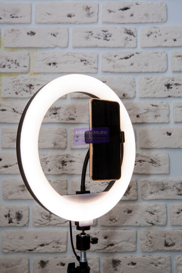 Кольцевая лампа 30 см  «2»