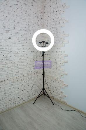 Кольцевая лампа 54 см