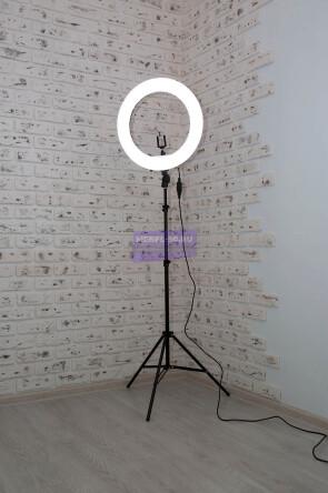 Кольцевая лампа 48 см