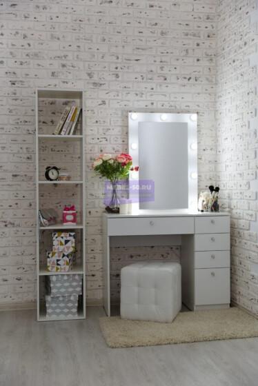 Стол Серия №2  100*80 , зеркало в раме 60*80 фото 1