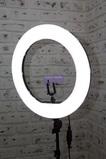 Кольцевая лампа 48 см  «5»
